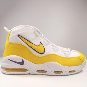 Nike Air Max Uptempo 95 Lakers Basketball 12